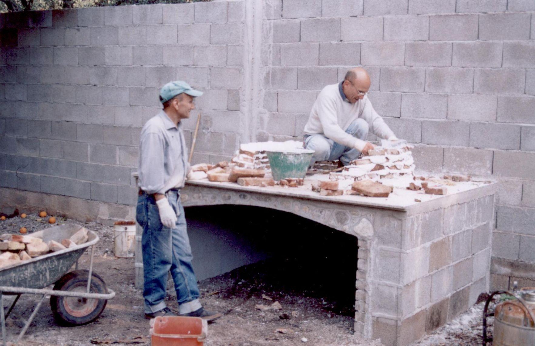 Larte Di Costruire Il Forno A Legna